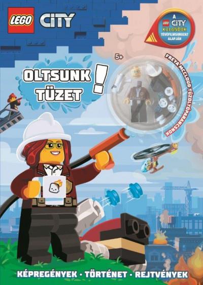 - Lego City - Oltsunk tüzet!