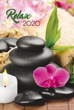 - Relax falinaptár - 2020