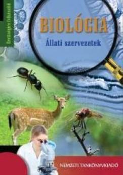 Kriska György - Dr. Lőw Péter - Biológia - Állati szervezetek - Érettségire felkészítő