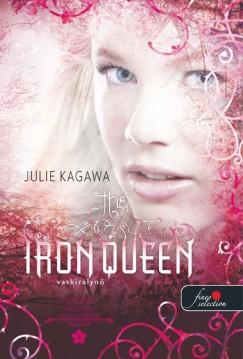 Julie Kagawa - Vaskirálynő - Vastündérek 3. - Puhatábla