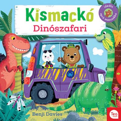 Benji Davies - Kismackó - Dinószafari