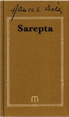 Hamvas Béla - Sarepta