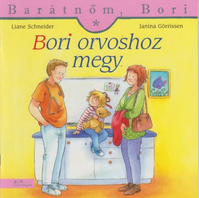 Liane Schneider - Bori orvoshoz megy