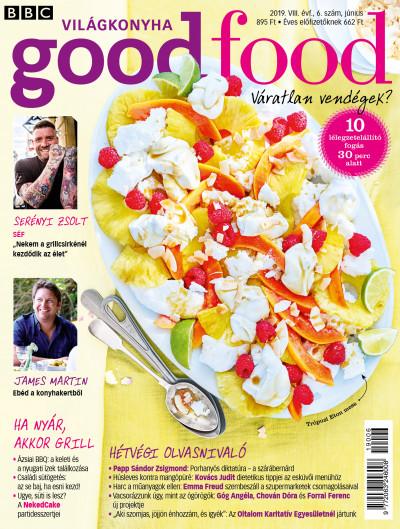 - Good Food VIII. évfolyam 6. szám - 2019. június - Világkonyha