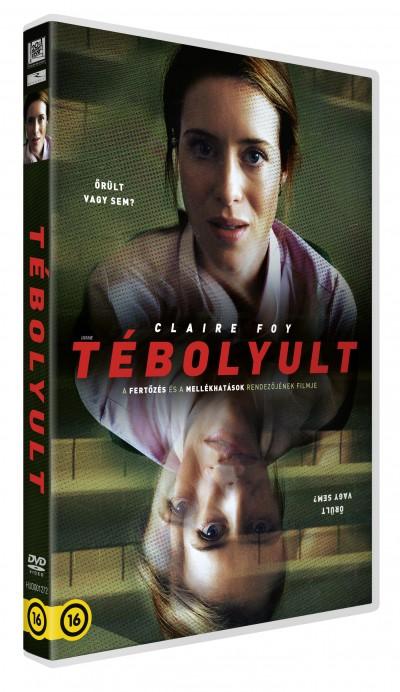 Steven Soderbergh - Tébolyult - DVD