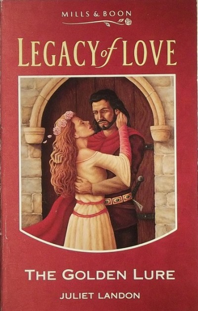Juliet Landon - The Golden Lure
