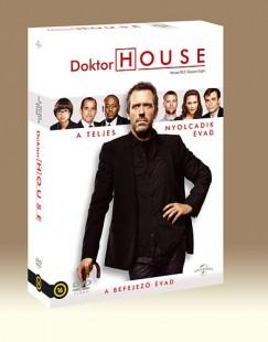 David Shore - Doktor House - 8. évad - DVD