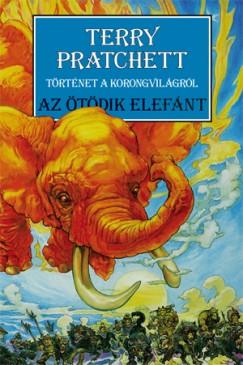 Terry Pratchett - Az ötödik elefánt