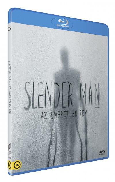 Sylvain White - Slender Man - Az ismeretlen rém - Blu-ray