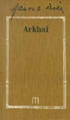 Hamvas Béla - Arkhai