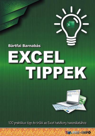 Bártfai Barnabás - Excel tippek