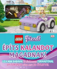 Hannah Dolan - LEGO Friends - építs kalandot magadnak