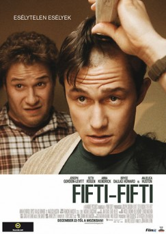 Jonathan Levine - Fifti-fifti - DVD