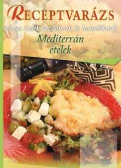 Szovátai Vass - Mediterrán ételek