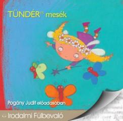 Pogány Judit - Tündéres mesék - Hangoskönyv