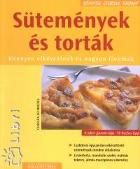 Christa Schmedes - Sütemények és torták