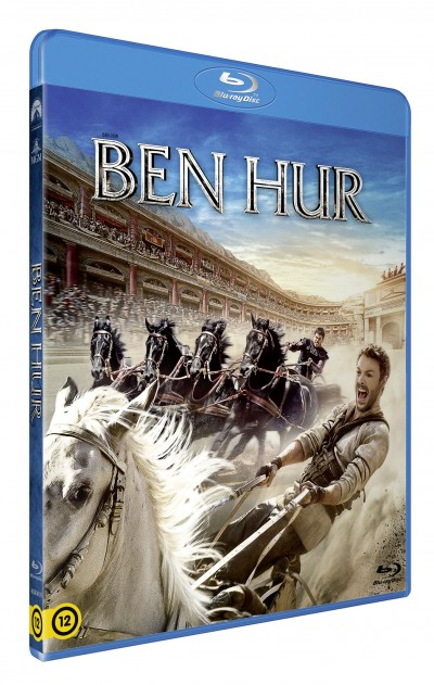 Timur Bekmambetov - Ben Hur (2016) - Blu-ray