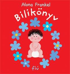 Alona Frankel - Bilikönyv - fiú