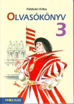 Földvári Erika - Olvasókönyv - Harmadik osztályosokak