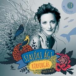 Szalóki Ági - Körforgás - CD melléklettel