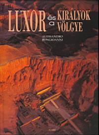 Alessandro Bongioanni - Luxor és a királyok völgye
