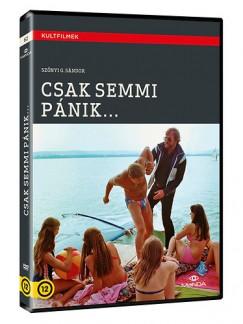 Szőnyi G. Sándor - Csak semmi pánik (MaNDA Kiadás) - DVD