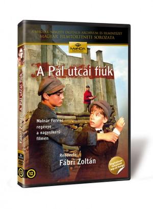 F�bri Zolt�n - A P�l utcai fi�k (MaNDA Kiad�s) - DVD