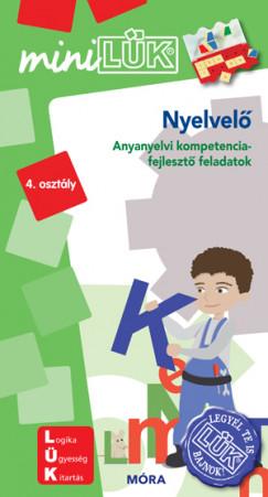 Gál Józsefné  (Szerk.) - Török Ágnes  (Szerk.) - Nyelvelő - LDI537