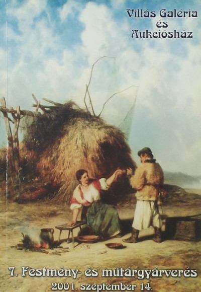 - Villás Galéria és Aukciósház - Hetedik festmény- és műtárgyárverés