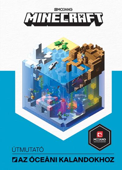 Stephanie Milton - Minecraft - Útmutató az óceáni kalandokhoz
