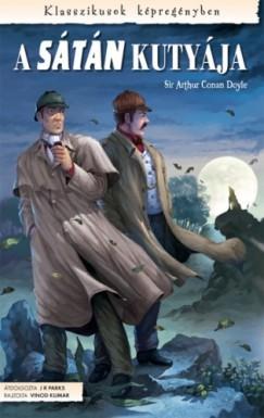Doyle Arthur Conan - A sátán kutyája (képregény)
