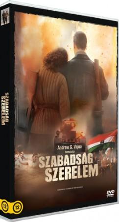 Goda Krisztina - Szabadság, szerelem (1 lemezes változat) - DVD