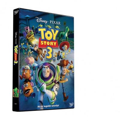 Lee Unkrich - Toy Story 3. - DVD