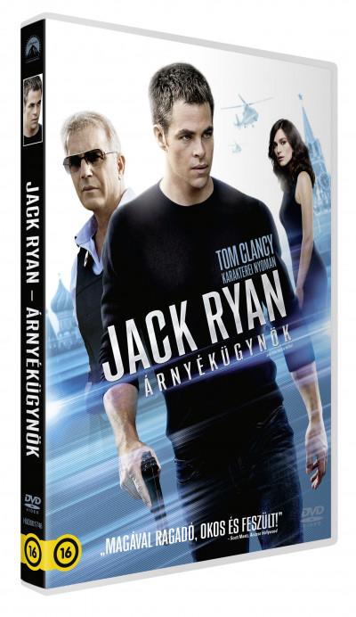 Kenneth Branagh - Jack Ryan: Árnyékügynök - DVD