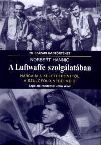 Norbert Hannig - A Luftwaffe szolgálatában