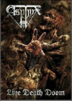 - Live Death Doom (DVD)