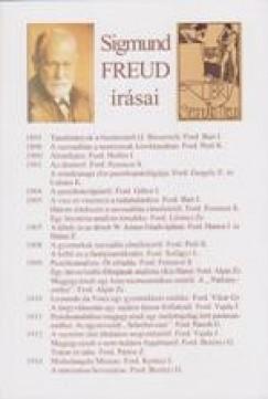 Sigmund Freud - Sigmund Freud írásai