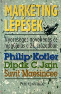 Jain Dipak C. - Philip Kotler - Suvit Maesincee - Marketinglépések