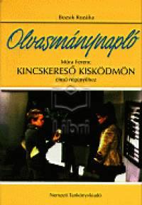 Móra Ferenc - Bozsik Rozália  (Szerk.) - Olvasmánynapló - Kincskereső kisködmön