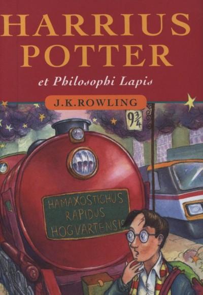 J. K. Rowling - Harrius Potter et Philosophi Lapis