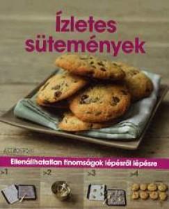 - Ízletes sütemények