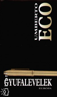 Umberto Eco - Gyufalevelek