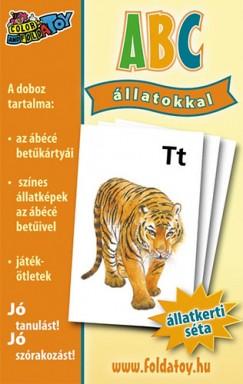 - ABC állatokkal