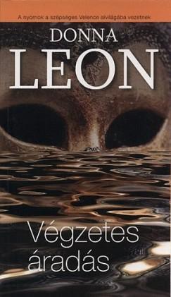 Donna Leon - Végzetes áradás