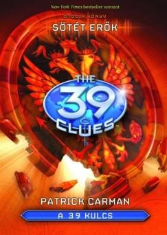 Patrick Carman - A 39 kulcs 5. - Sötét erők