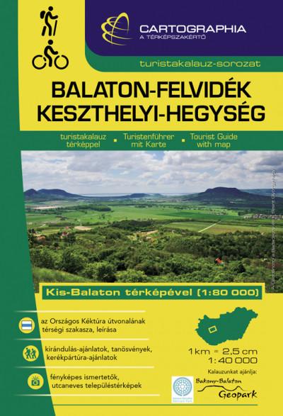 - Balaton-felvidék, Keszthelyi-hegység turistakalauz
