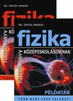 Siposs András - Fizika példatár és megoldások I-II. kötet