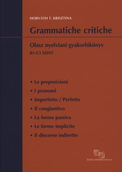 Horváth T. Krisztina - Grammatiche critiche