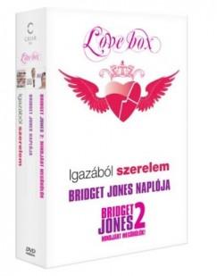 - Lovebox gyűjtődoboz (3 DVD)
