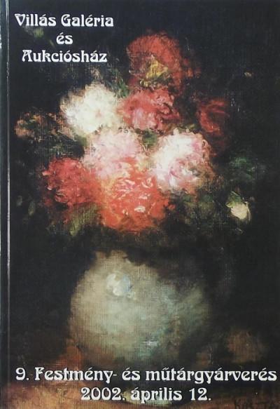 - Villás Galéria és Aukciósház - Kilencedik festmény- és műtárgyárverés